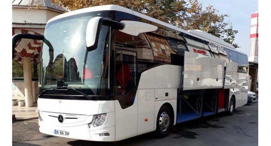 46 Kişilik Otobüs