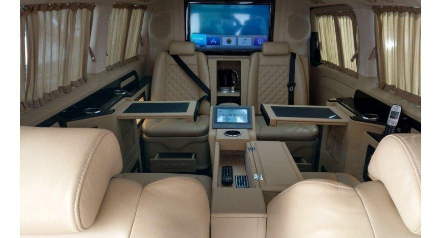Mercedes Vito VIP